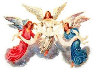 Are These Angels I Am Feeling?